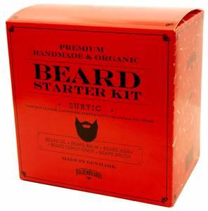 Bilde av Golden Beards Starter Kit  Surtic.